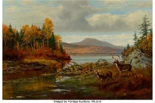 68074: Arthur Fitzwilliam Tait (American, 1819-1905) La