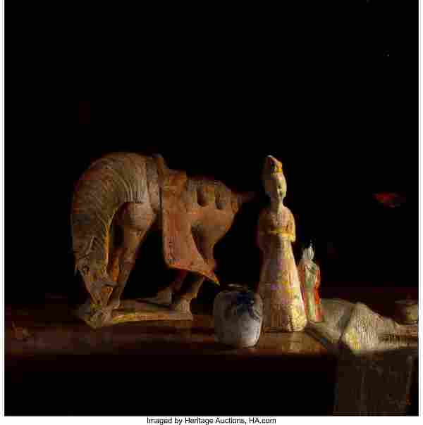 Hovsep Pushman (American, 1877-1966) Beloved Pre