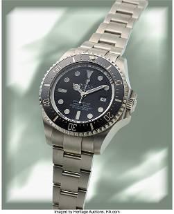 Rolex, Deepsea SeaDweller, Ref. 116660, Stainles