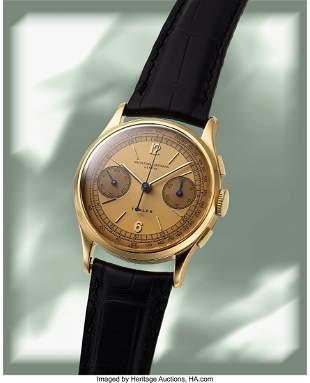 54101: Vacheron Constantin, Very Rare and Fine Ref. 407
