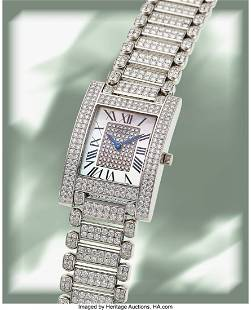 """Chopard, """"Your Hour"""" Ref. 466/1, 18k White Gold"""