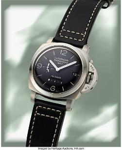Panerai, 1950 10 Days GMT Automatic, PAM00270, S