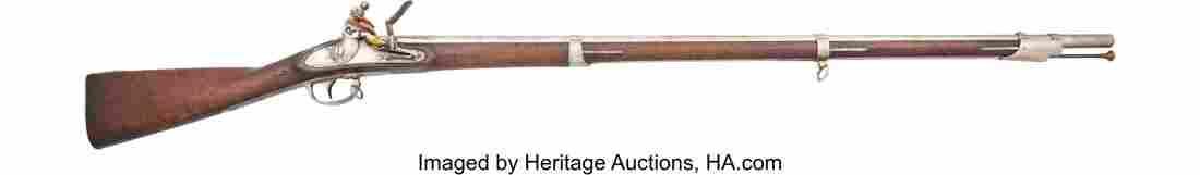 40032 US MT Wickham 1836 Flintlock Musket   Unser