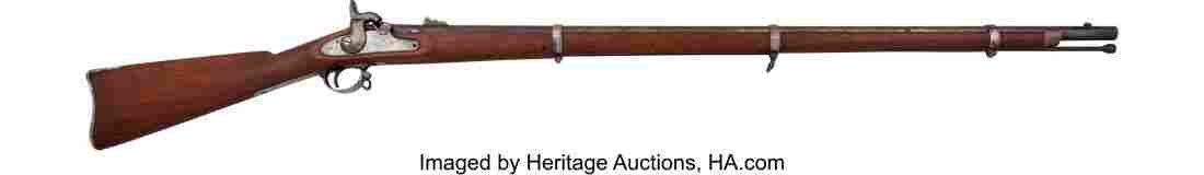 40054 US Colt Model 1861 Percussion Musket Dated 186