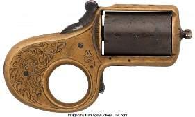 40079: James Reid Model My Friend Knuckle Duster Revolv