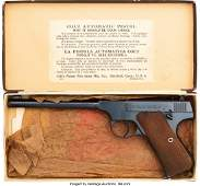40581: Scarce Boxed Colt Pre-Woodsman Target Semi-Autom