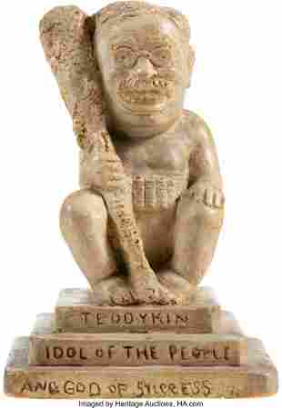 "43099: Theodore Roosevelt: ""Teddykin Idol of the People"