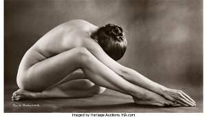 38013: Ruth Bernhard (American, 1905-2006) Spanish Danc