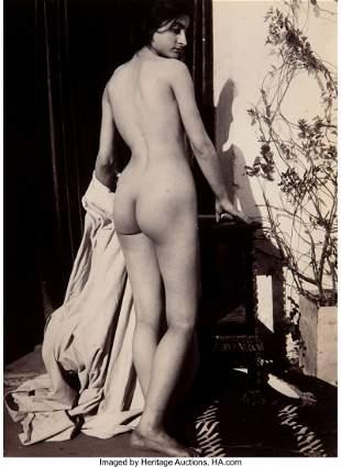 38106: Guglielmo von Pluschow (German, 1840-1930) Young