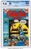 92083: Detective Comics #427 (DC, 1972) CGC NM/MT 9.8 W