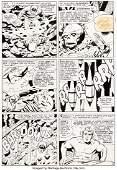 94103: Jack Kirby, George Tuska, and Wally Wood Tales o