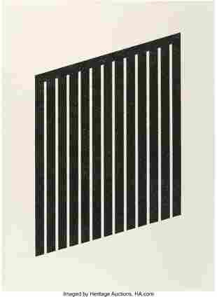 65036: Donald Judd (1928-1994) Untitled, 1978-79 Aquati