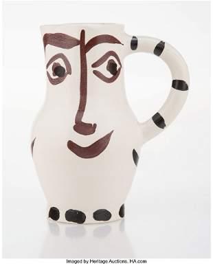 65058: Pablo Picasso (1881-1973) Quatre visages, 1959 T