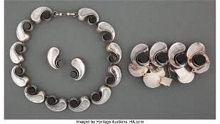 67119: Antonio Pineda (Mexican, 1919-2009) Jewelry Suit