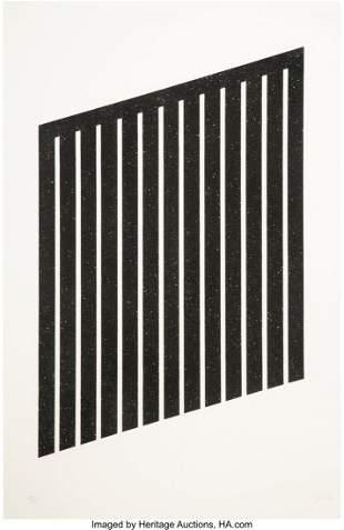 41044: Donald Judd (1928-1994) Untitled, 1978-79 Aquati