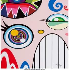41066: Takashi Murakami (b. 1962) We Are the Square Joc