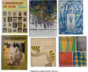 79426: Group of Fifteen Decorative Arts and Graphic Art