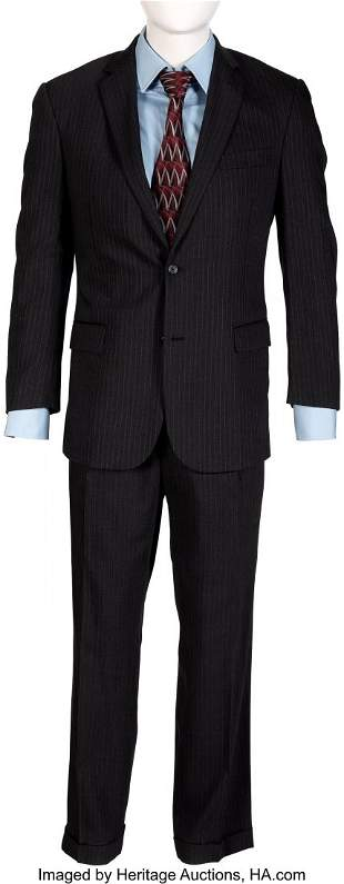 89014: Steve Carell Screen Worn Business Attire from Th
