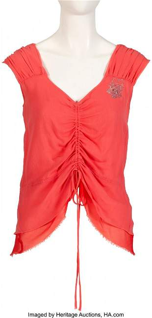 89021: Cameron Diaz Worn Blouse From The Sweetest Thing