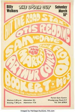 """89260: Otis Redding, Booker T. & The MG's 1967 """"Hit the"""