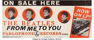 """89190: The Beatles 1963 U.K. """"From Me to You"""" / Please"""
