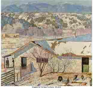 67004: Theodore Van Soelen (American, 1890-1964) Farmya