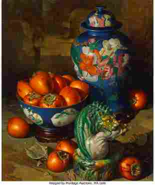 67014: Frederik Ebbesen Grue (American, 1951-1995) Foo