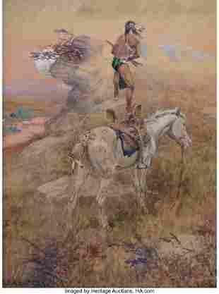 67027: Olaf Carl Seltzer (American, 1877-1957) Vantage