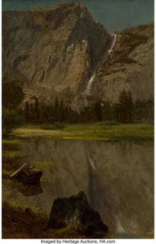 67075: Albert Bierstadt (American, 1830-1902) Hetch Het
