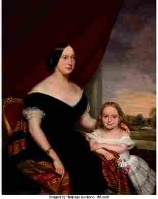 67088: Sarah Miriam Peale (American, 1800-1885) Mother