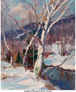 27037: Emile Albert Gruppe (American, 1896-1978) First