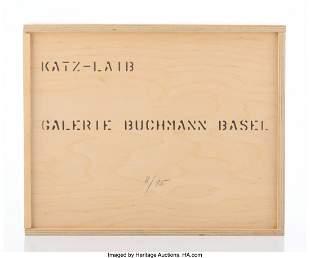 40066: Wolfgang Laib X Benjamin Katz Special Edition, 1