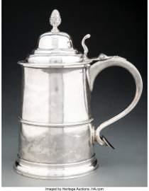 74004: A Paul Revere, Jr. Silver Tankard, Boston, circa