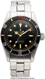 54095: Rolex, Extremely Rare And Important Submariner ""