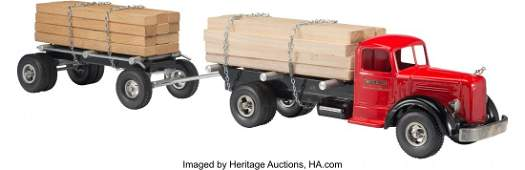 21077: Smith-Miller Mack Lumber and Material Hauling Tr