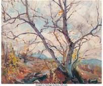 28178: Emile Albert Gruppe (American, 1896-1978) Mornin