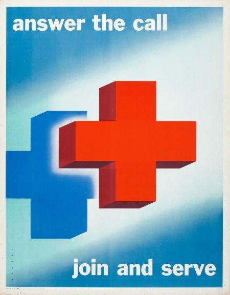 JOSEPH BINDER (American, 1898-1972) Answer the Call, po