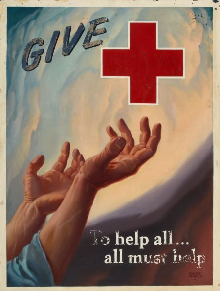 ROBERT RYLAND KEARFOTT (American, 1890-1990) Give, To H