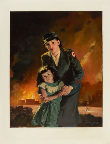 JES WILHELM SCHLAIKJER (American, 1897-1982) American R