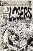 94148: Joe Kubert Our Fighting Forces #134 Losers Cover