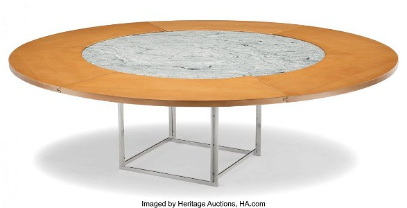 67012: Poul Kjaerholm (Danish, 1929-1980) PK-54A Table