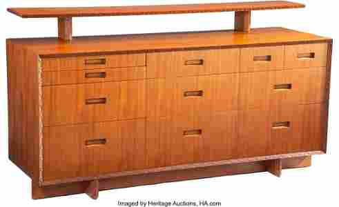 67015: Frank Lloyd Wright (American, 1867-1959) Taliesi