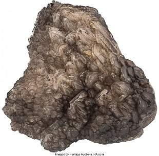 Brazilian Elestial Gem Formation Smoky quartz 24