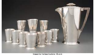 67173: Meriden International Silver Plate Co. (American