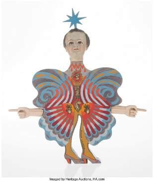 67051: Pedro Friedeberg (Italian/Mexican, b. 1937) Butt