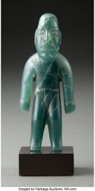 70171: An Exquisite Olmec Standing Figure  Mexico, c. 9
