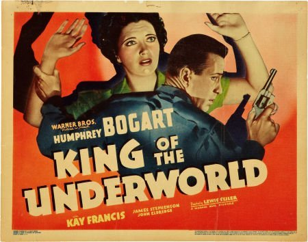 85002: King of the Underworld (Warner Brothers, 1939).