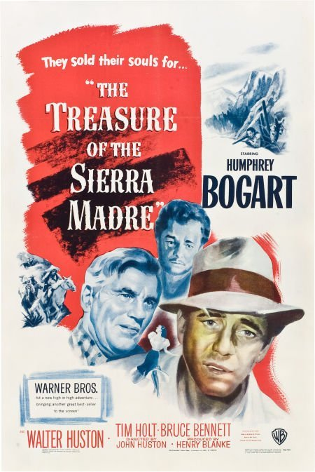 85016: The Treasure of the Sierra Madre (Warner Brother