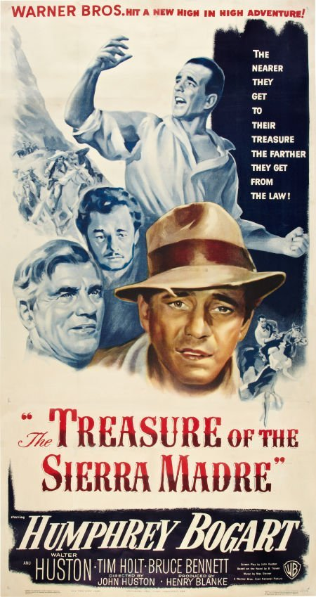 85017: The Treasure of the Sierra Madre (Warner Brother