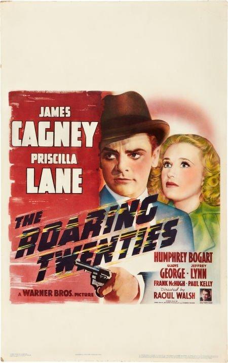 85023: The Roaring Twenties (Warner Brothers, 1939). Wi
